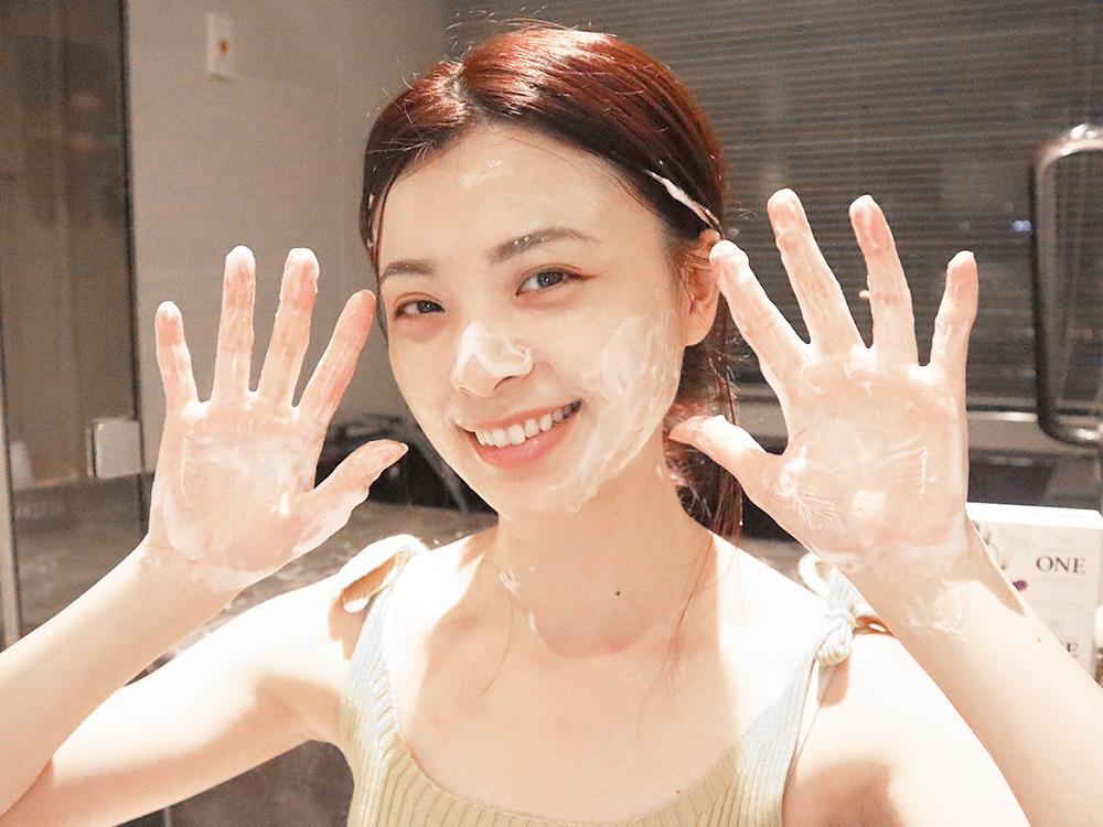 美琪香皂-ONE煥采美肌皂-511換膚術-女人我最大推薦肥皂-香水香皂-煥采保濕皂6.jpg