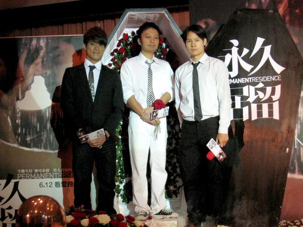 (左起)男主角洪智傑  雲翔導演  男主角李家濠.jpg