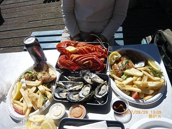 雪梨魚市場fish market(餐)