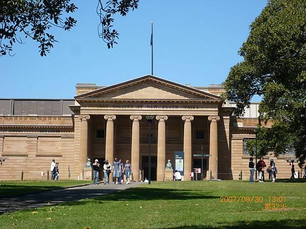 美術館 Art Gallery of NSW
