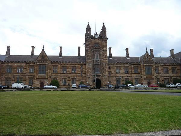 雪梨大學1The University of Sydney