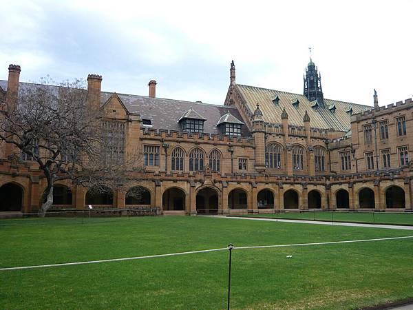 雪梨大學2The University of Sydney