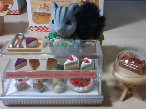 松鼠師傅的蛋糕店