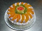 水果裝飾蛋糕