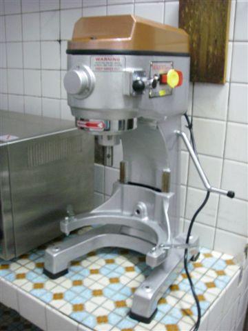 新買的攪拌機