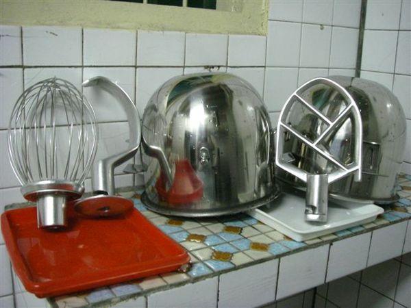二缸加三個攪拌器