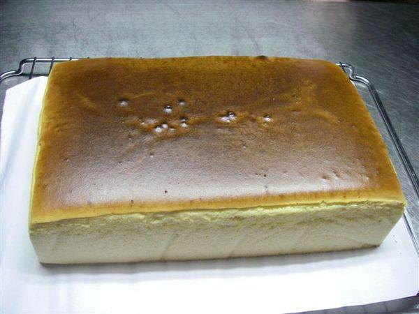 剛出爐的蜂蜜蛋糕
