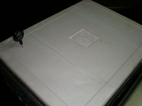 超大的自製發酵箱