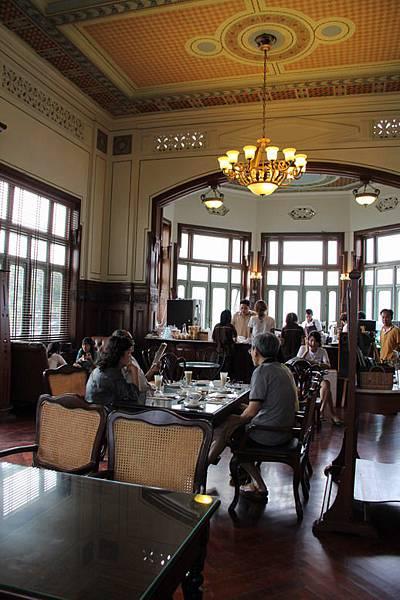 非常漂亮的泰式咖啡廳.JPG