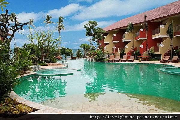 Bella Villa Cabana游泳池.JPG