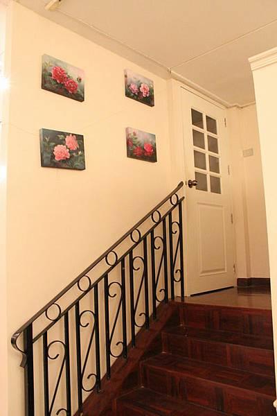 Tea Room樓梯.JPG