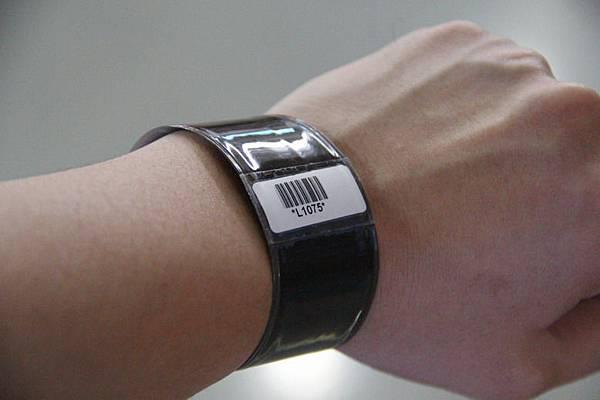 內部會給你手環條碼做紀錄.JPG