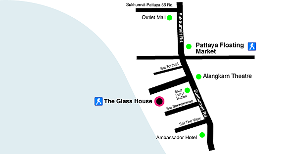 thetrippacker-the-glass-house-restaurant-pattaya-map-en