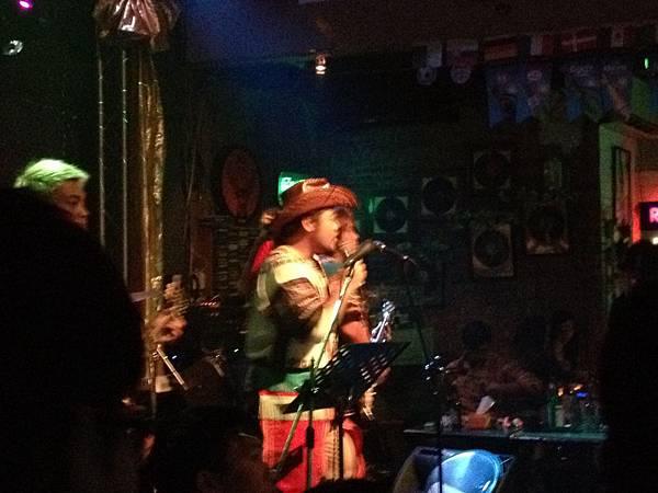 原住民band