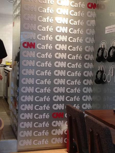 CNN咖啡館