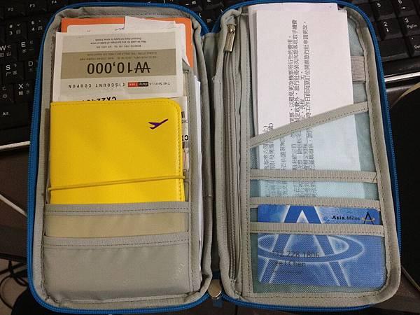 旅行文件組