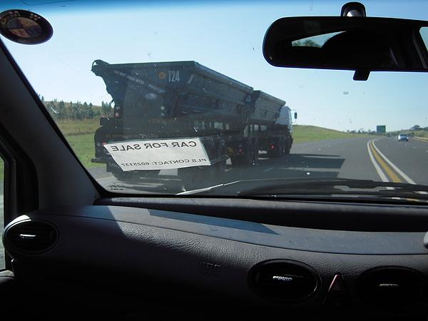 奇怪長相的卡車