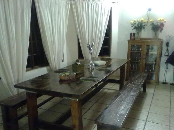 Dave家的餐桌