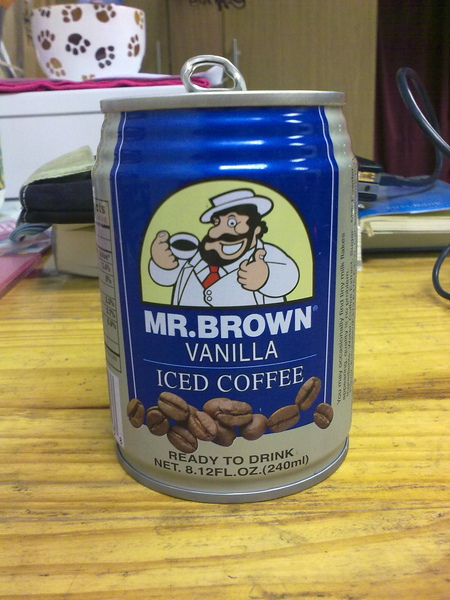 Mr.brown
