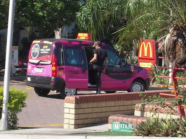 南非計程車之一種