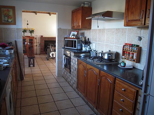 我也喜歡這個廚房…