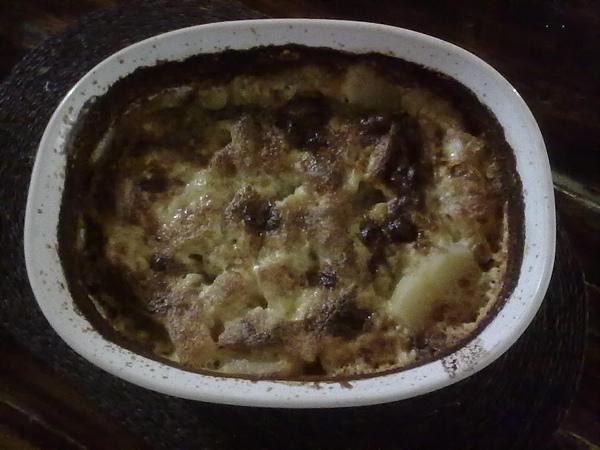 Clare煮的晚餐