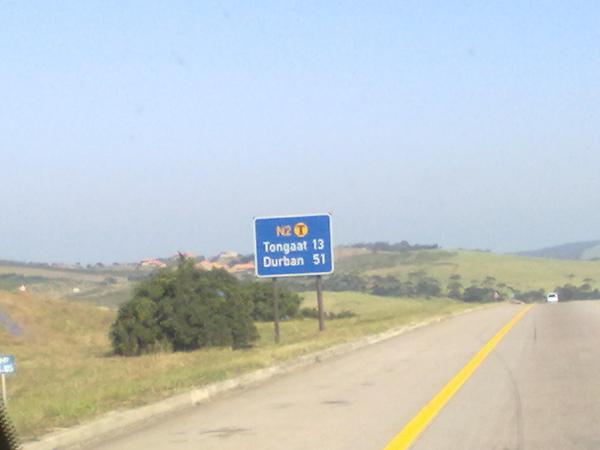 離德本只剩51公里了…哈