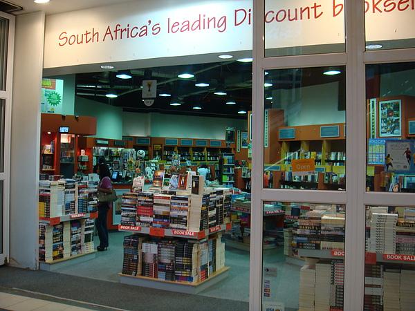 國外的書店,並沒有不同…