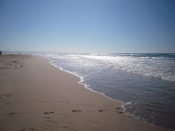 回顧一下德本的海灘吧~~