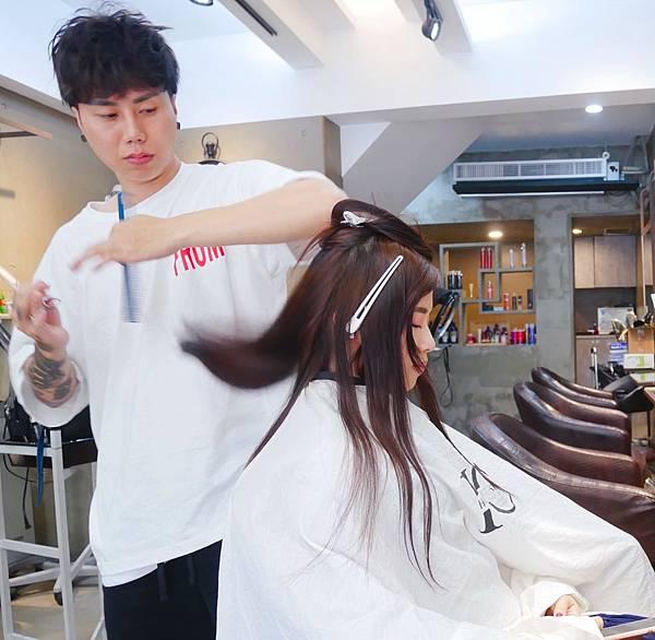 燙髮前步驟-台中燙髮推薦