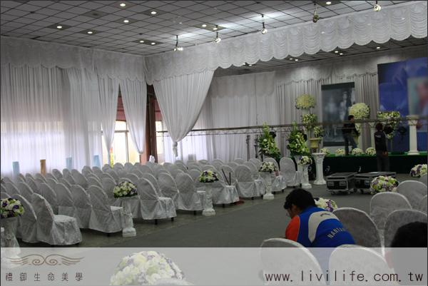 一場告別式的準備實況(4)