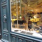老城區裡的精品設計小店