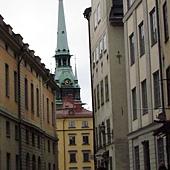 老城區裡的街景