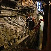 藝術瑰寶瓦薩戰艦