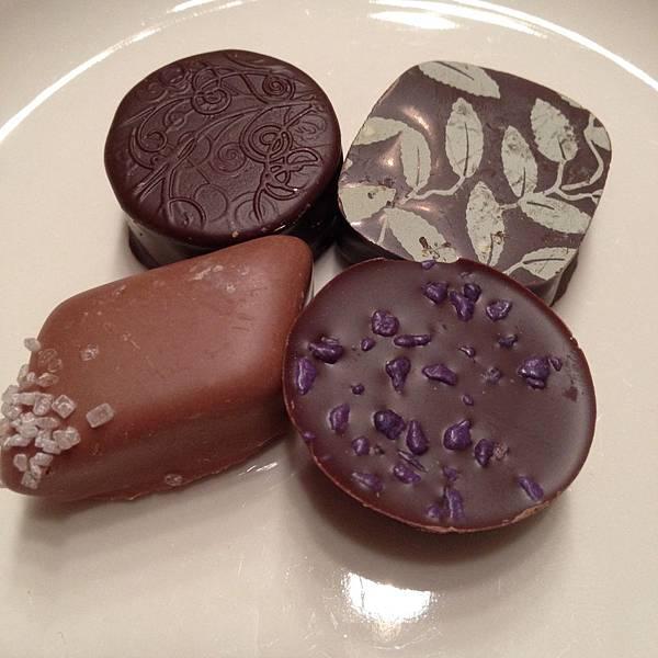 情人節巧克力 法芙那