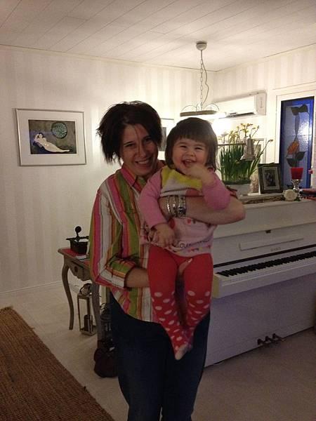 Ida 和姑姑