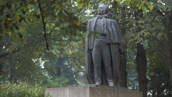 Eino Laino 雕像