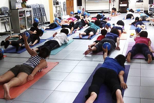 下背部肌群訓練