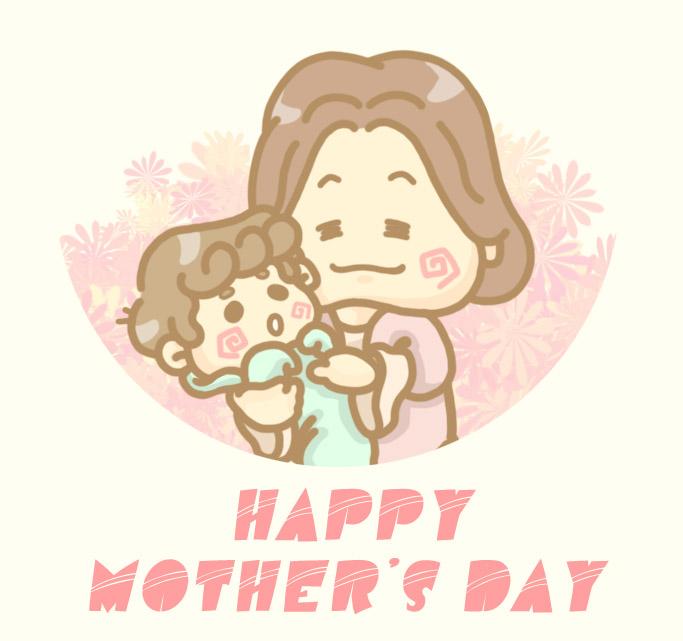 母親節,mother