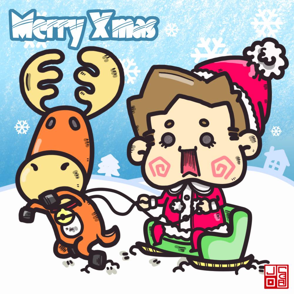 Merry Xmas,聖誕節
