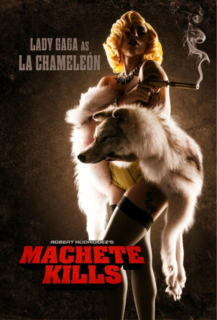 殺千刀重出江湖,machete kills,lady gaga,哈比人,饑餓遊戲