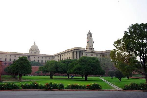 16德里國會大廈與總統府.jpg