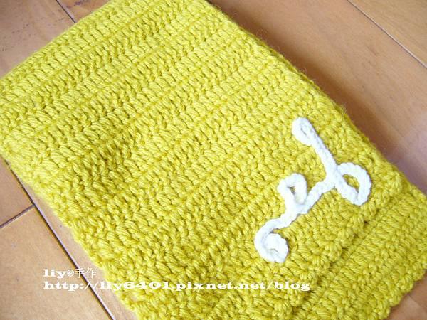 橄欖色圍巾1