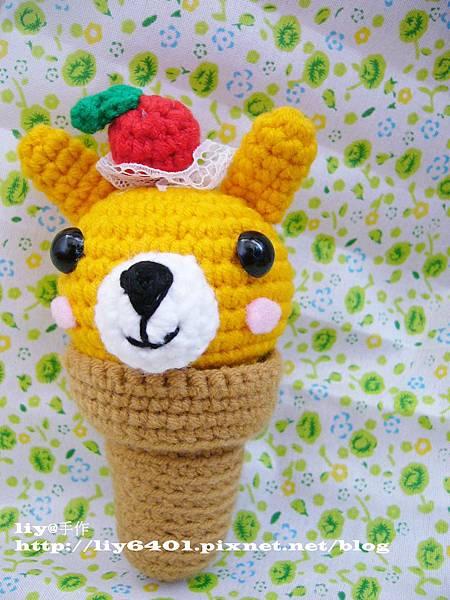 水果冰淇淋口味熊1