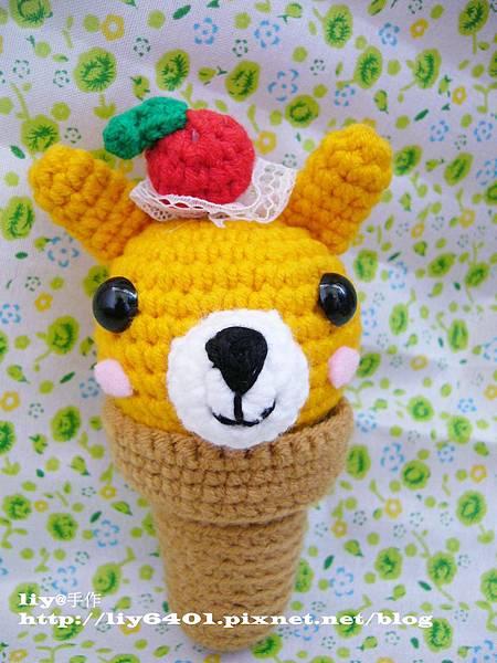 水果冰淇淋口味熊2