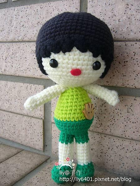 忠義娃娃6
