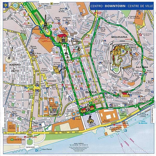 Mapa de Lisboa-01