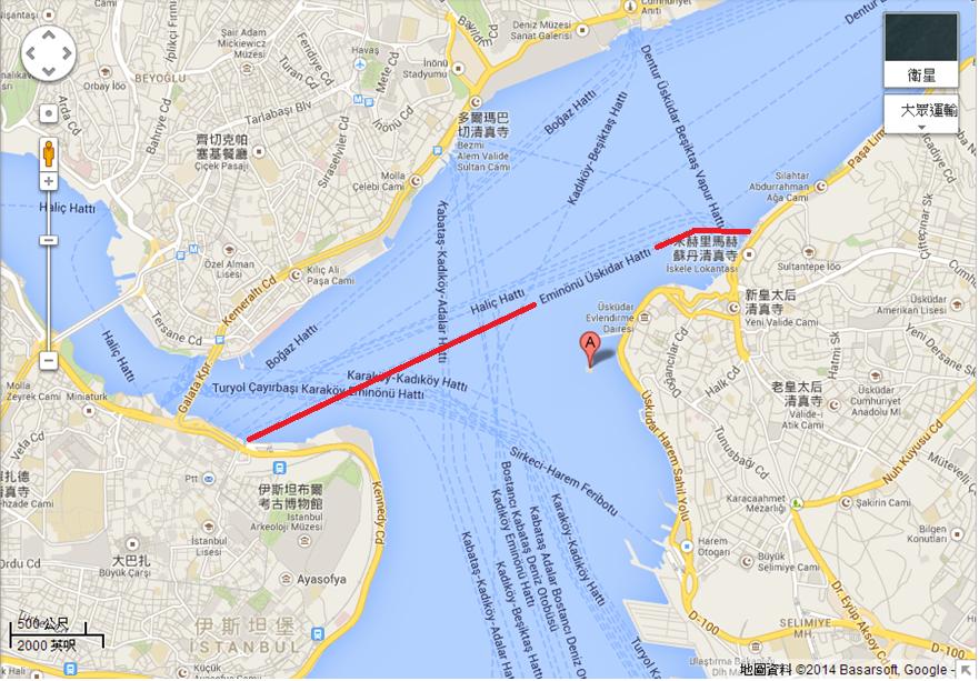 location of maiden