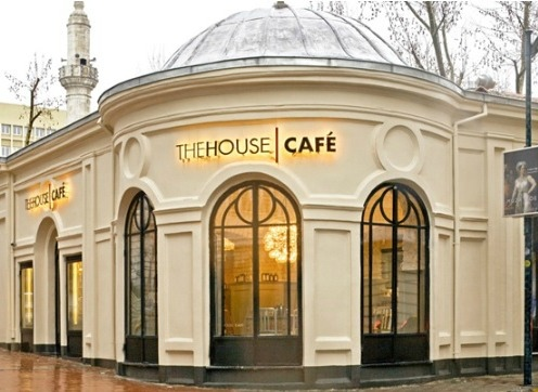 TheHouseCafe