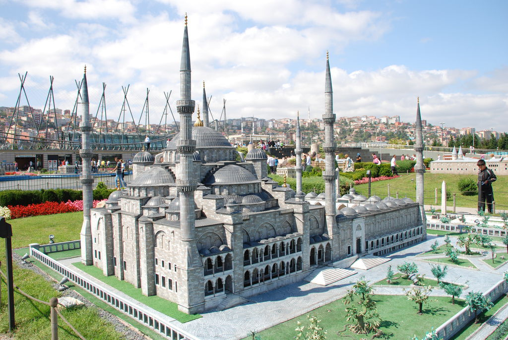 Miniaturk_Blue_Mosque